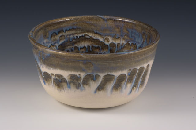 Mixing Bowl Handcrafted Stoneware Handmade Ceramics By